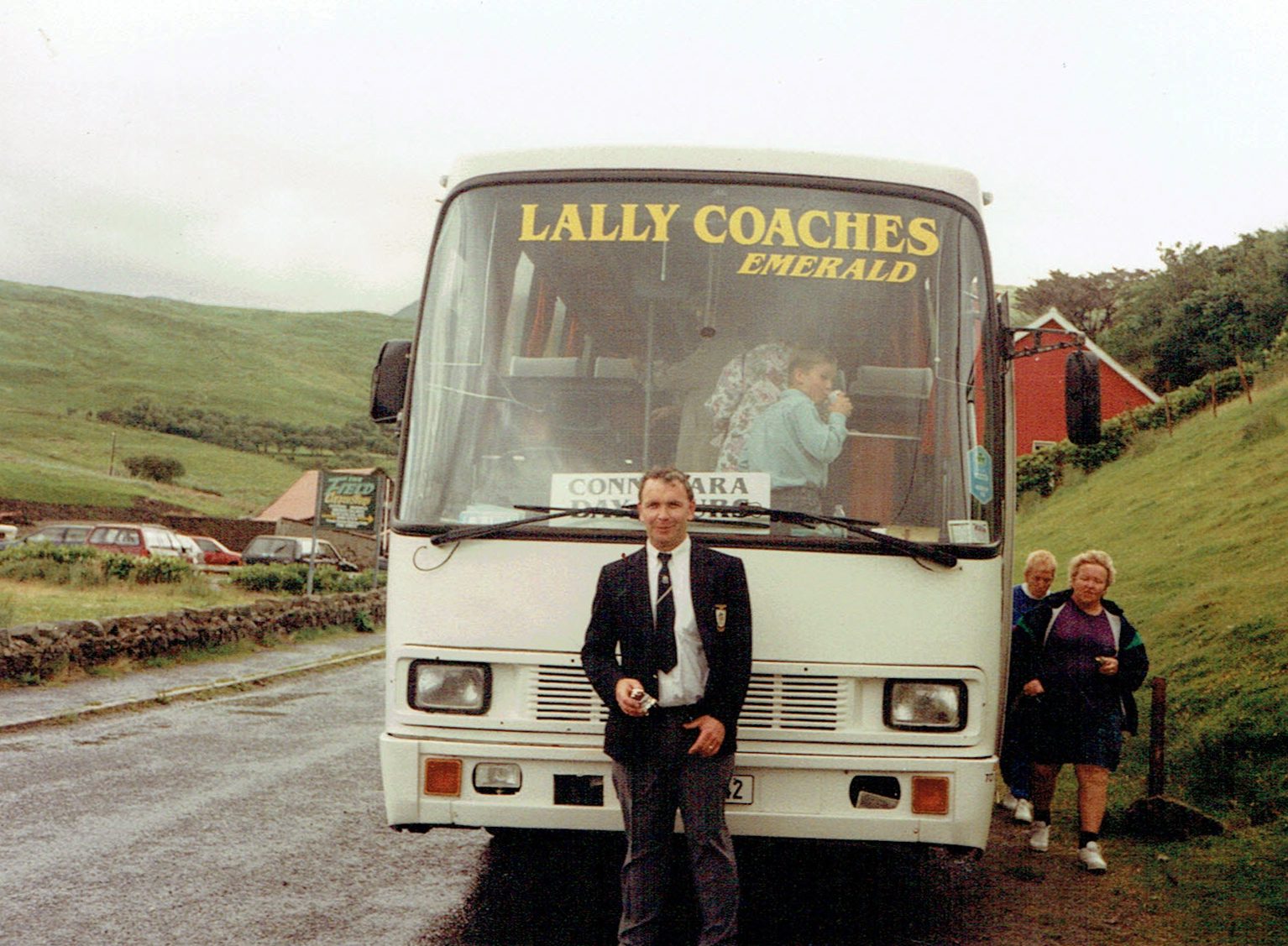 About Lally Coaches - Our History