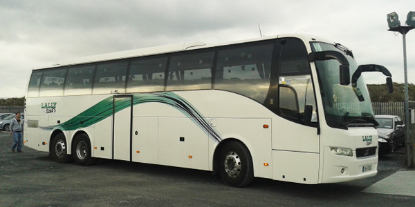 Charter Bus in Ireland